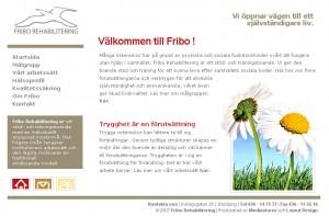 Fribo Rehabilitering i Jönköping.