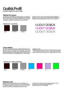 Lejout Design stilguide